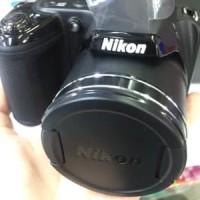kamera semipro Nikon L340 Berkualitas