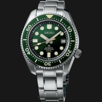SEIKO PROSPEX SLA019J DIVERS LIMITED EDITION GREEN DIAL JAPAN
