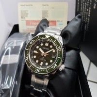 SEIKO PROSPEX SLA019J DIVERS LIMITED EDITION GREEN DIAL JAPAN MOVMENT