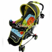 Stroller LODEO DOES DS-284H hijau green