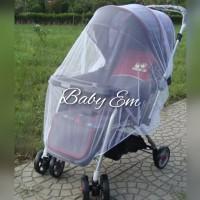 Net safety from mosquito baby in stroller kelambu