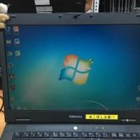 Free Ongkir Jawa Laptop Bekas Murah Toshiba Satellite J81 Core2Duo