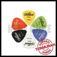Original Pick Guitar Alice Gitar Bass Akustik Elektrik Plectrums