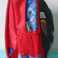 Tas Sekolah Anak Ransel Backpack Sd Timbul Civil War Berkualitas