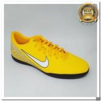 [KS] Sepatu futsal nike mercurial vapor 12 club NJR neymar yellow whit