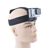 Action Cam Head Strap 3 Stripe Anti Slide Xiaomi Yi GoPro Brica Sjcam