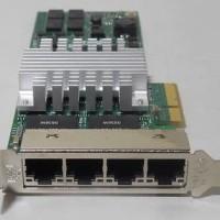 Lan Card Intel 1000 PT Quad 4 Port Gigabit Server Adapter Low Profile