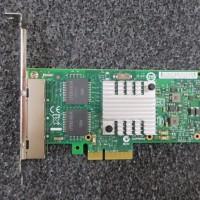 Lan Card Server Intel i340-T4 Quad 4 Port Gigabit E1G44HT 49Y4242 IBM