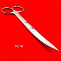 Curved Scissor 14 cm