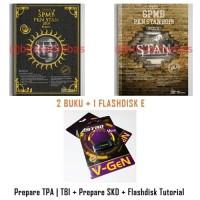 2 BUKU   1 FLASHDISK E SPMB PKN STAN 2019 BONUS SOAL STAN 1999-2017