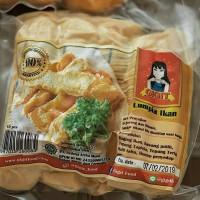 Lumpia ikan 10pcs / Rawroll ikan/ frozen food/ Makanan beku/