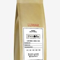 Luwak Liar Coffee Bean