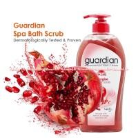 Guardian Spa Care Energise Spa Bath Scrub Sabun Mandi 750mL