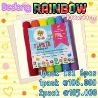 BEDONG BAYI RAINBOW SOFT 100X90CM