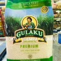 Gulaku Murni Premium 1KG | Gula Tebu Putih Pasir Manis 1 KG 1000g 1000