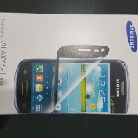 100% ORIGINAL SAMSUNG Anti Gores S3 Mini Screen Protector