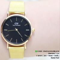 Jam tangan wanita tali pasir grosir ecer termurah import flash sale