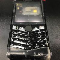 Harga casing kesing tulang bb blackberry pearl 9105 fullset original warna hitam dan   Pembandingharga.com