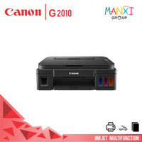 Printer Inkjet Canon Pixma G2010 Multifunction Infus Original
