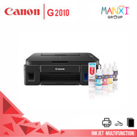 Printer Inkjet Canon Pixma G2010 Multifunction Infus ELkasa