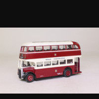EFE 16101; Leyland Titan Bus PD2; Wigan Corporation; Rt 7A Abbey Lakes