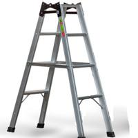 tangga lipat aluminium asli bina karya victory