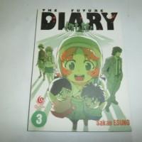Komik The Future Diary 3