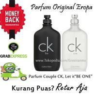 Parfum Couple CK BE ONE Original Untuk Pria Dan Wanita Asli Ori Erop