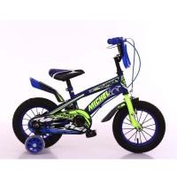 Sepeda Anak Michel Viper BMX 2-4 Tahun 12 Inci Steel Roda Bantu Nyala