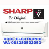 AC SHARP 1 PK AH-AP9SSY PLASMACLUSTER HD 7000 JETSTREAM PCI SREIES NEW