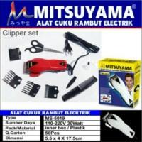 Mesin/alat cukur dan potong rambut MITSUYAMA ATAU HAPPY KING