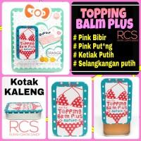 Topping Balm Plus by Little Baby ~ Pencerah Puting ~ Original Thailand