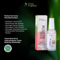 Serum Vitamin Rambut Green Angelica Kuatkan Akar Rambut Cegah Rontok