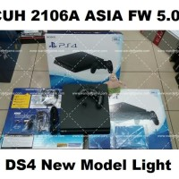 HOT PROMO! PS4 Slim 500GB New Model CUH 2006A (Garansi Full Serv 1Thn)