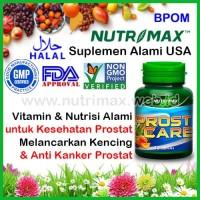 Nutrimax Prost Care Vitamin/Obat Untuk Kesehatan Prostat (ProstCare)