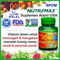 Nutrimax Joint Nutrition isi 60 Vitamin Buat Pelumas Sendi & Tulang