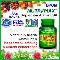 Nutrimax Stomach Care Vitamin/Obat Untuk/Buat Penderita Asam Lambung