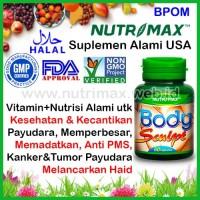 Nutrimax Body Sculpt Vitamin/Obat Untuk Pembesar & Pengencang Payudara