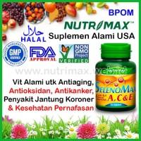 Nutrimax Selenomax A, C & E Vitamin Anti Oksidan/Aging Seleno Max ACE