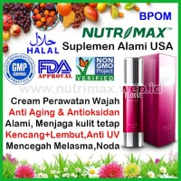 Etonne Revive Day Cream 50 ml Krim Vitamin Perawatan Kulit Wajah Alami
