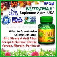 Nutrimax BRP isi 30 Vitamin Nutrisi Suplemen Untuk Otak (Brain Power)