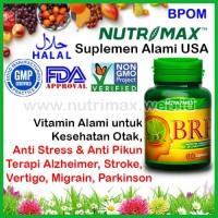 Nutrimax BRP isi 60 Vitamin Nutrisi Suplemen Buat Otak (Brain Power)