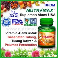 Nutrimax Healthy Joint isi 30 Vitamin Untuk Kesehatan Sendi & Tulang