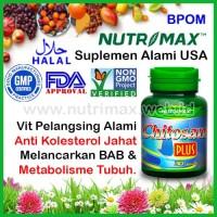 Nutrimax Chitosan Plus Vitamin/Obat Untuk Penurun Berat Badan (Diet)