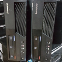 Komputer Cpu Bekas Second PC LENOVO Core 2 duo Ddr3 2gb Original