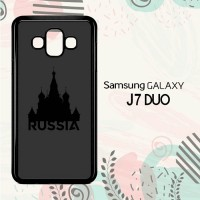 Casing Samsung Galaxy J7 Duo HP Russia 2018 Mosque L2597