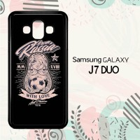 Casing Samsung Galaxy J7 Duo HP World Cup Russia L2601