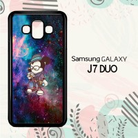 Casing Samsung Galaxy J7 Duo HP Mickey Galaxy LI0236