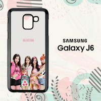 Casing Samsung Galaxy J6 2018 HP K-POP Blackpink LI0222
