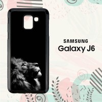 Casing Samsung Galaxy J6 2018 HP The Lion LI0188